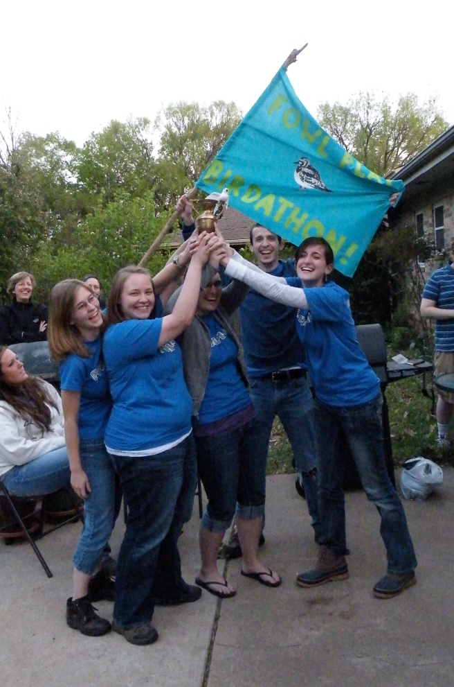 The best way to support the PCAS? Form (or sponsor!) a team for BIRDATHON!