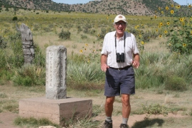 Oklahoma, Colorado, New Mexico Marker